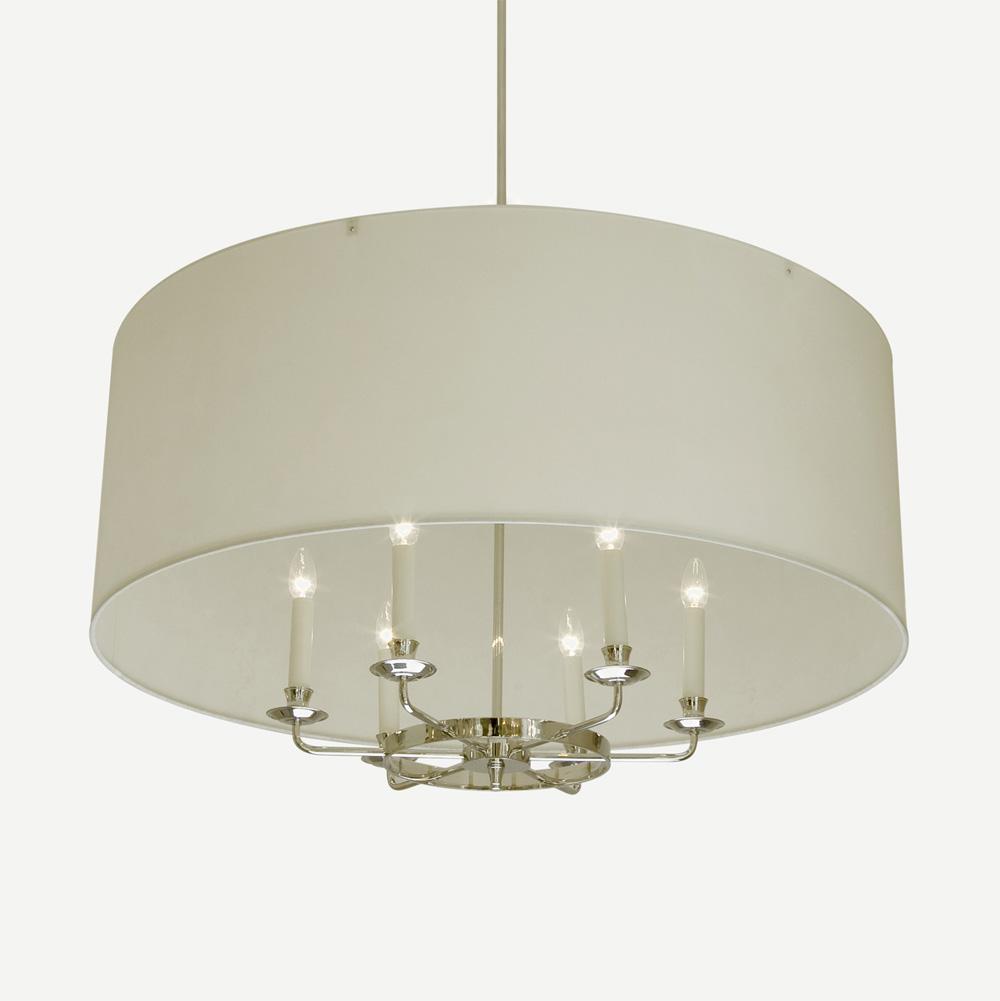 ceiling light shades - drum