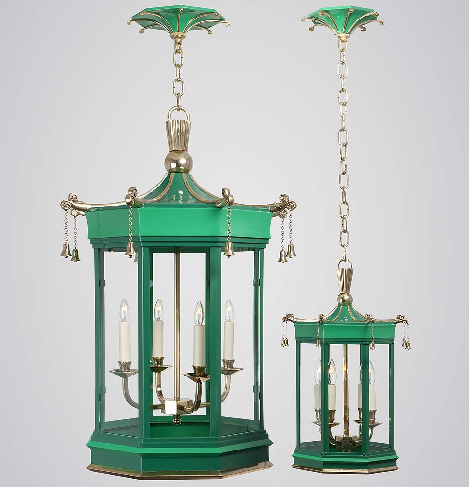 Charles Edwards Antiques Lamps And