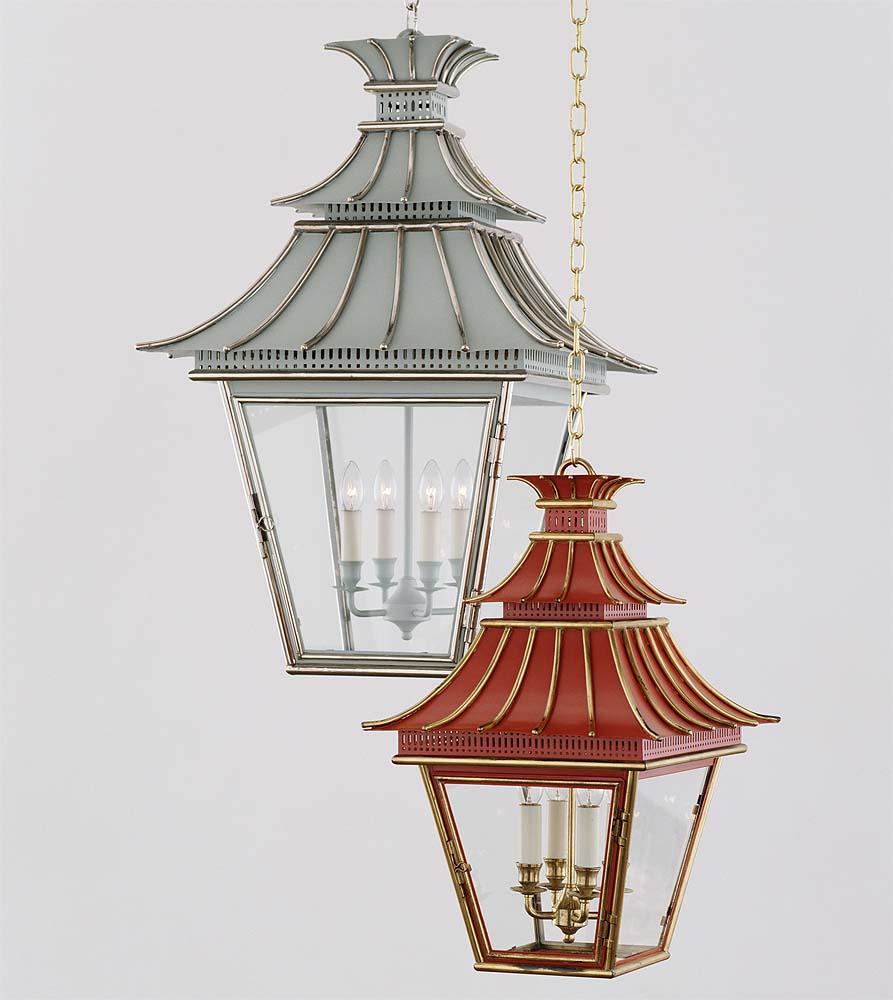 Hanging ceiling lights and lanterns savoy claybon pagoda arubaitofo Choice Image