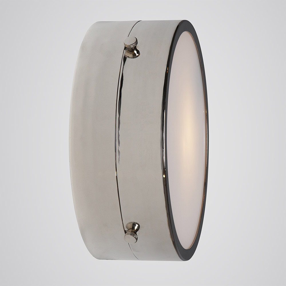 Pillbox Flush Light - Product Fu 40