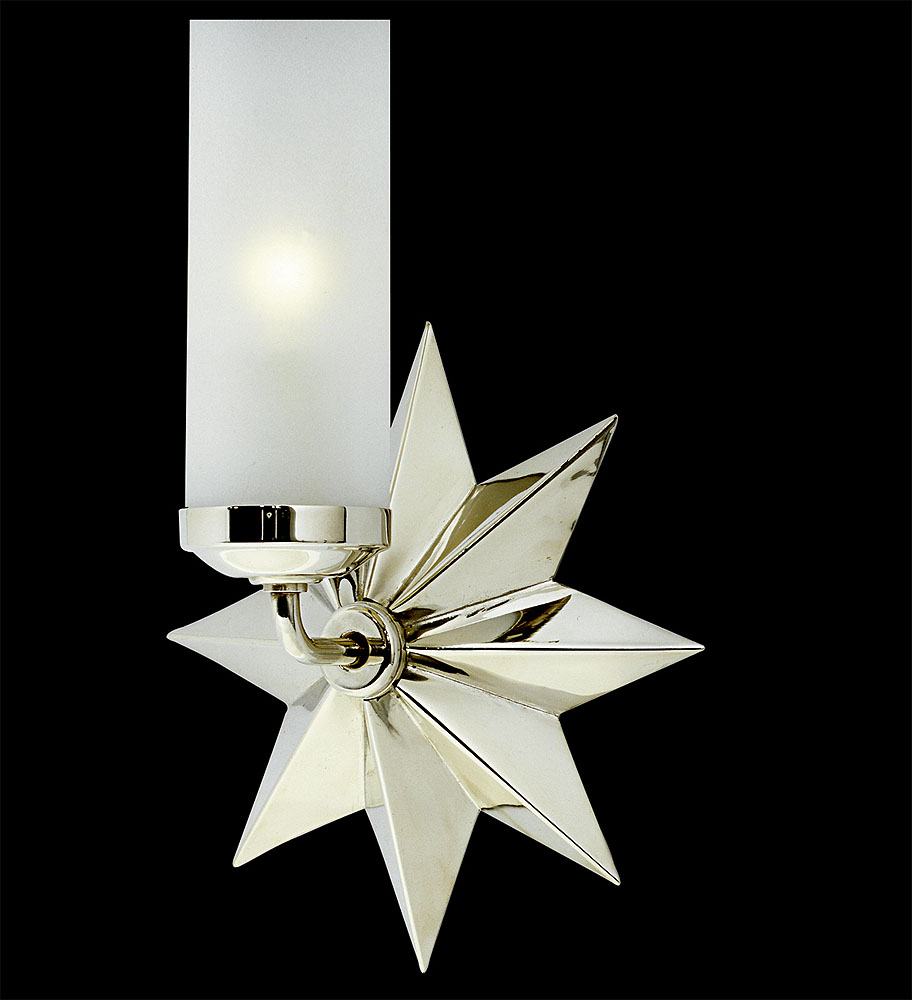 Wall Sconce With Star : Star Wall Sconce Product 413