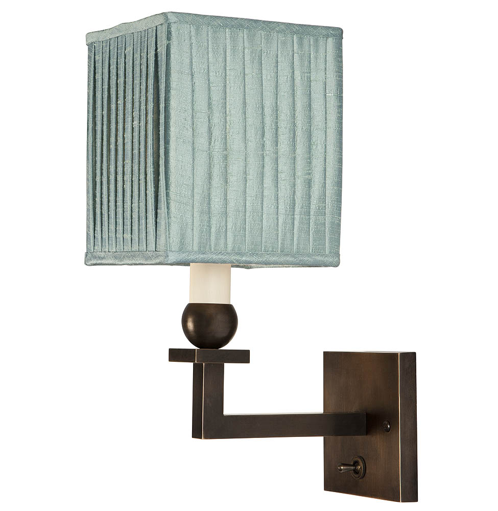 Chestnut Wall Sconce with Toggle Switch Product SC 462